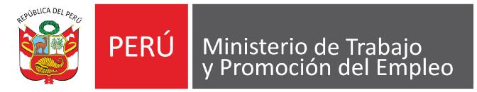 Imagen Ministerio de Trabajo y promocion del Empleo